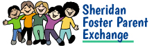 Sheridan Foster Parent Exchange Logo