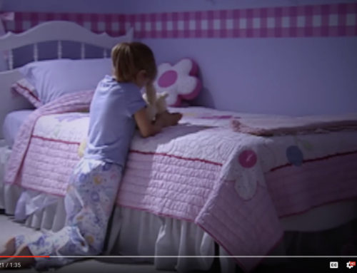 Sheridan Foster Parent Exchange Video