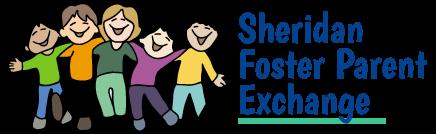 Sheridan Foster Parent Exchange Logo
